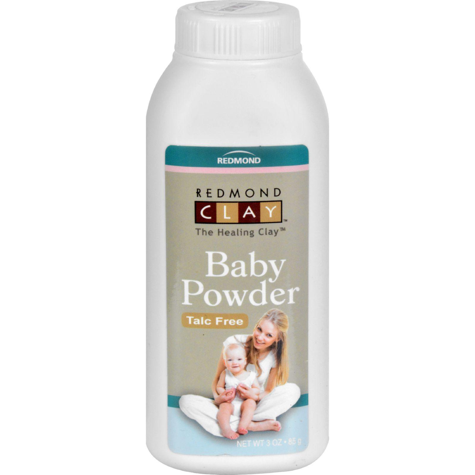 Baby Powder - 3 oz