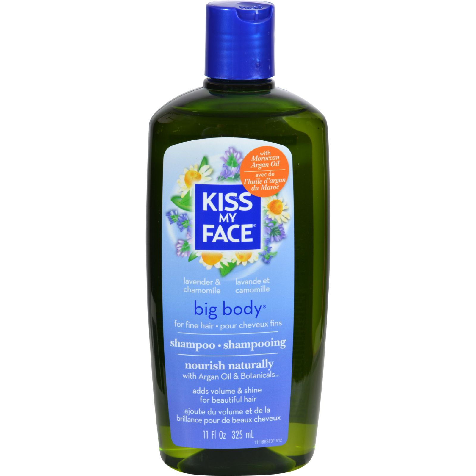Kiss My Face Big Body Shampoo Lavender and Chamomile - 11...