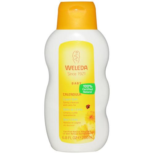 Weleda Baby Bath - Calendula Cream - 6.8 fl oz