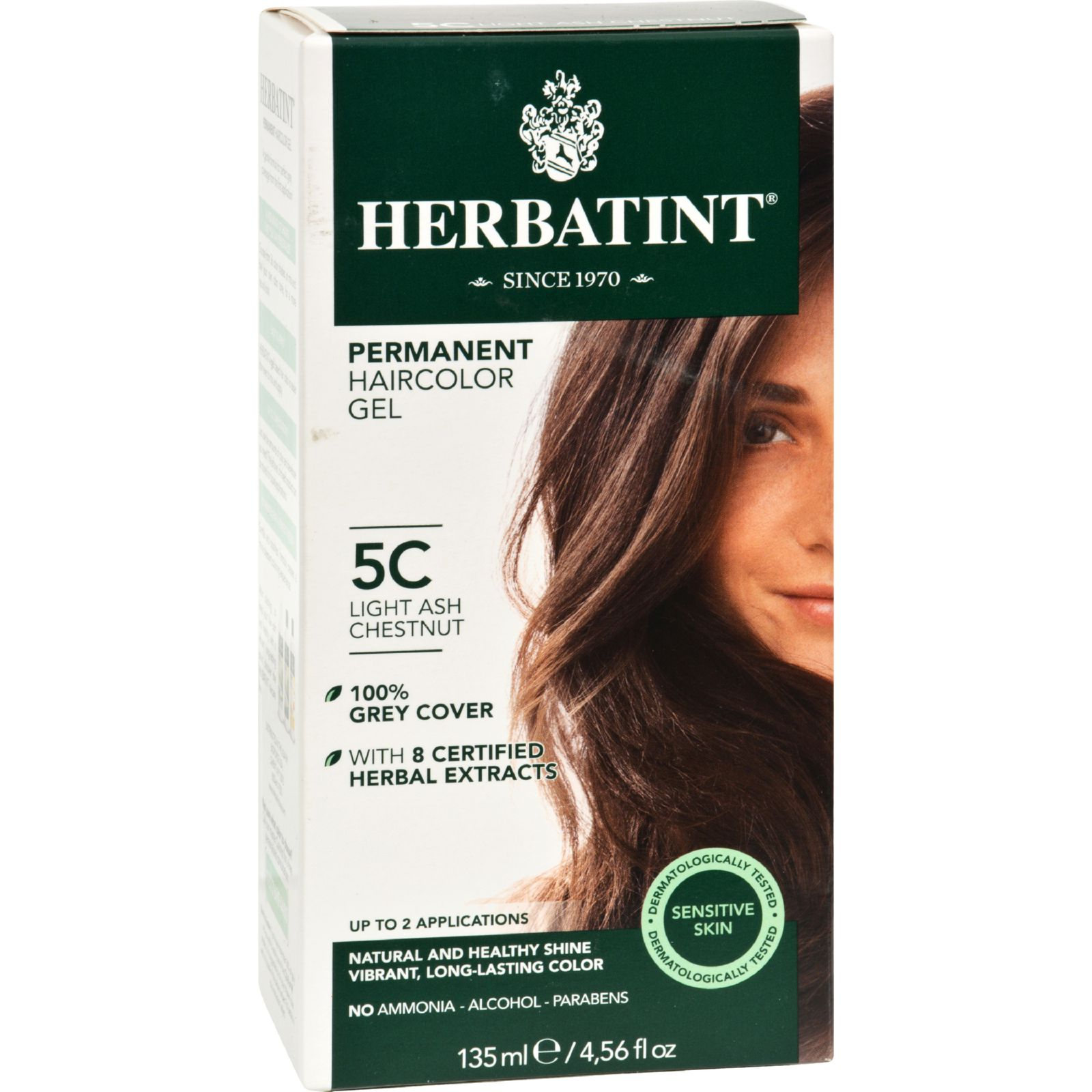 Herbatint Permanent Hair Color Permanent Herbal Haircolou...