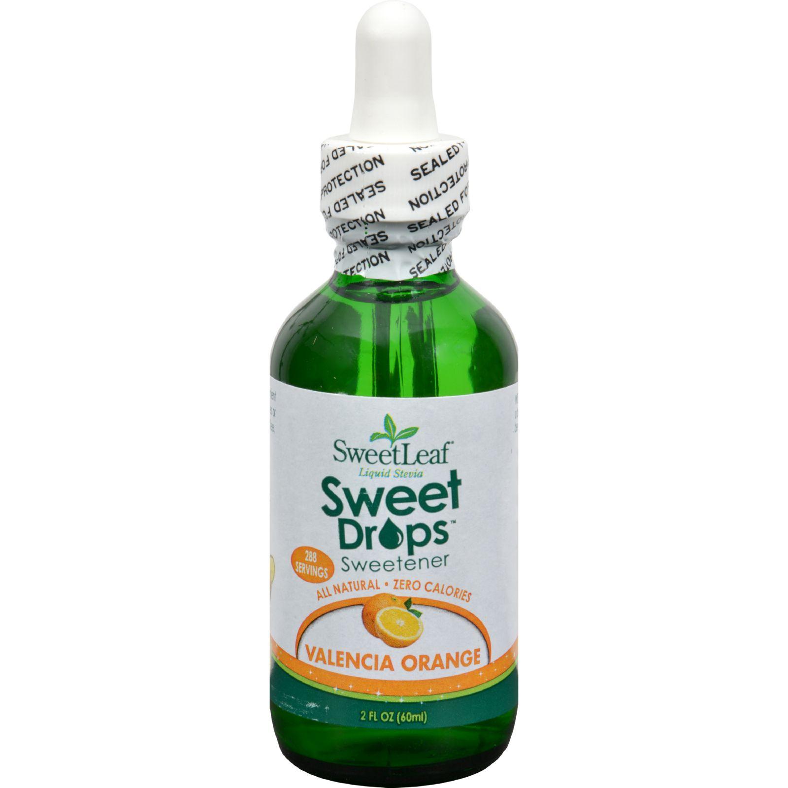 Sweet Drops Sweetener Valencia Orange - 2 fl oz