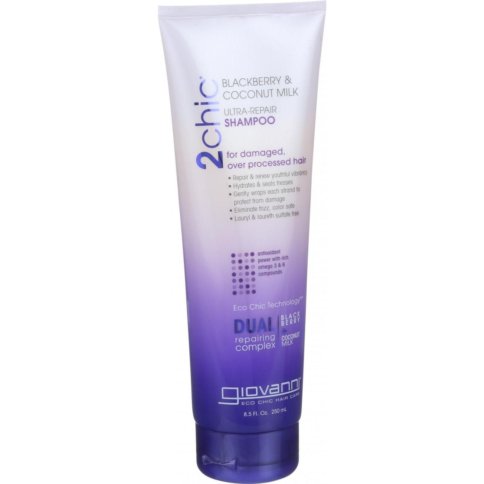 Giovanni Shampoo - 2chic - Ultra Repair - Blackberry and ...