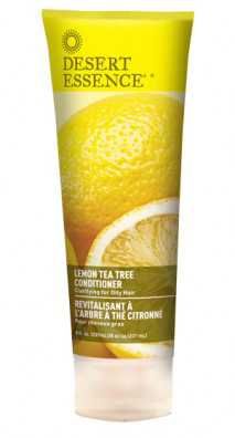 Desert Essence Lemon Tea Tree Conditioner 8 oz Liquid
