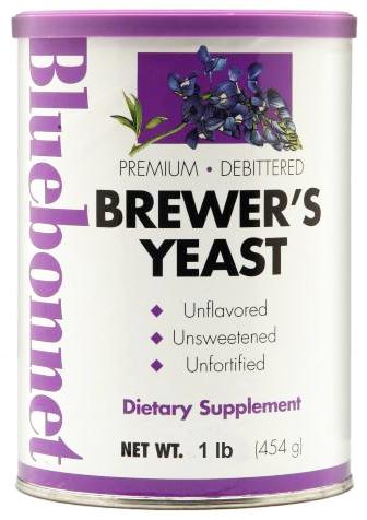 Bluebonnet Brewer's Yeast 1 lb Powder