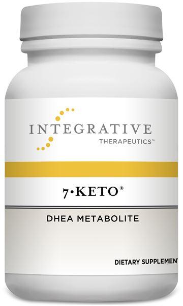 Integrative Therapeutics 7-KETO 60 Capsules