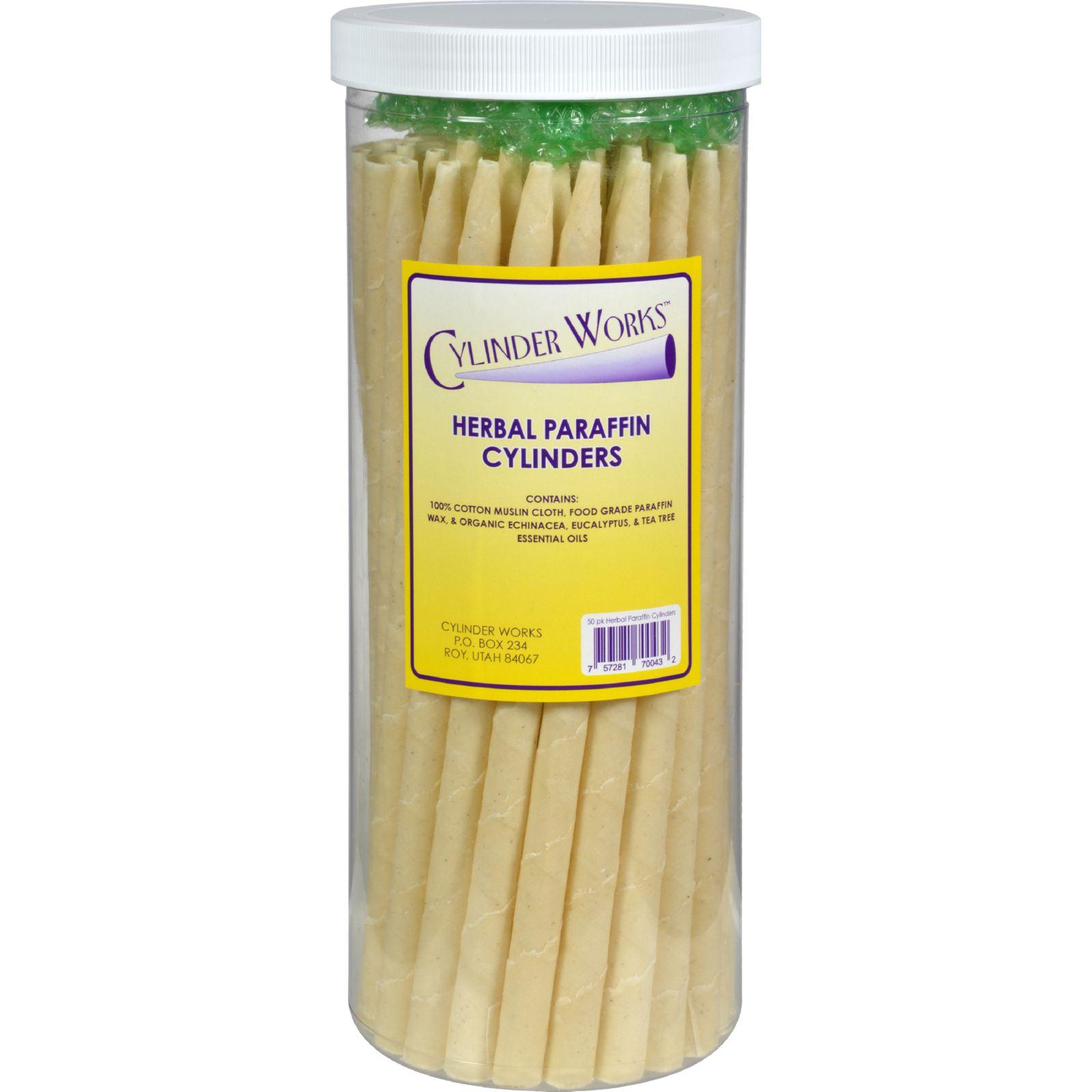 Cylinder Works Herbal Paraffin Cylinders