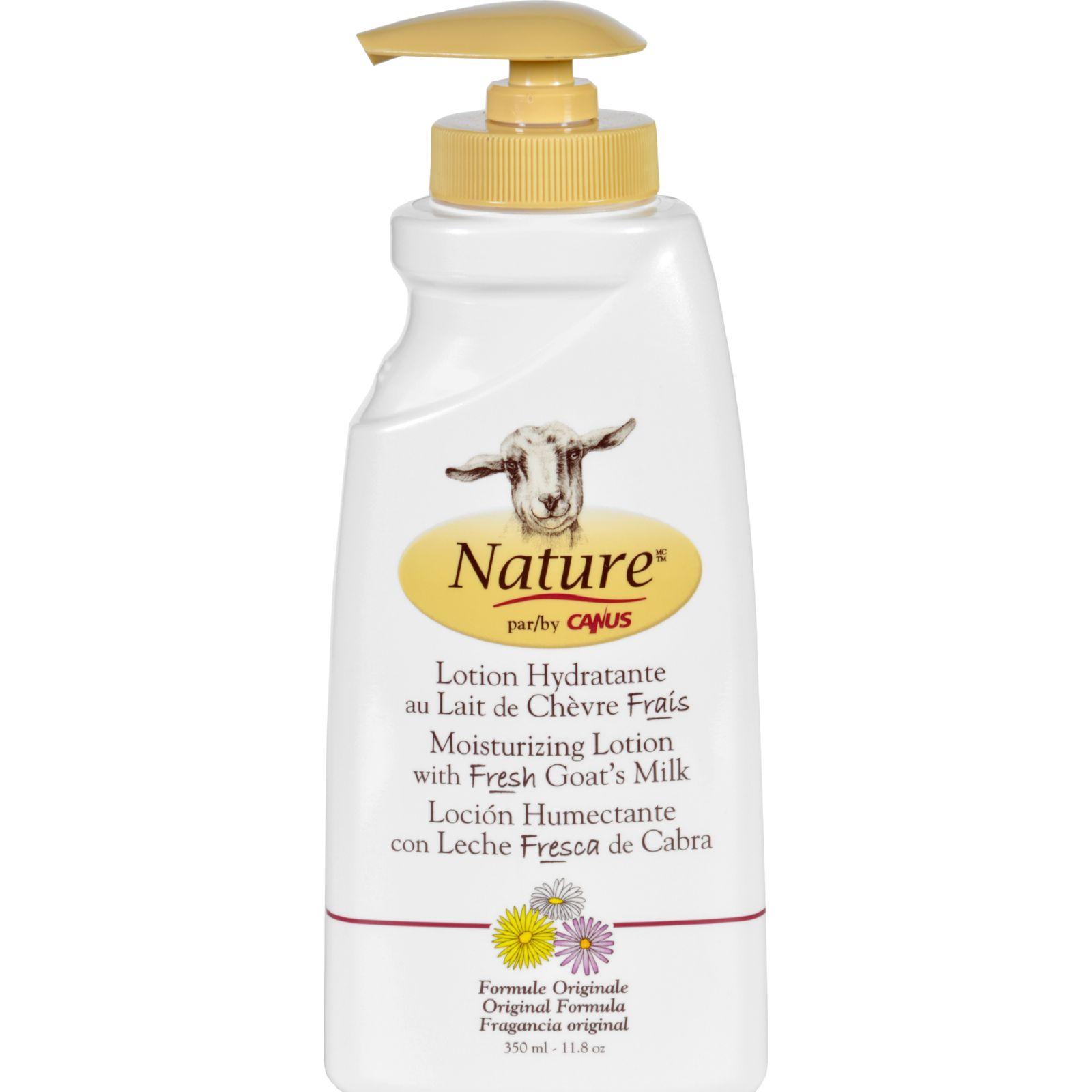 Lotion - Goats Milk - Nature - Original Formula - 11.8 oz