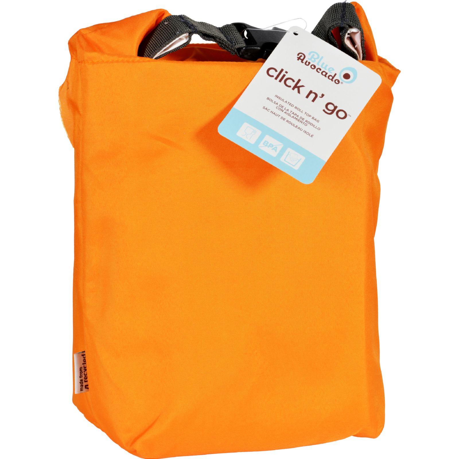 Bag - Click N Go - Orange - 1 Count