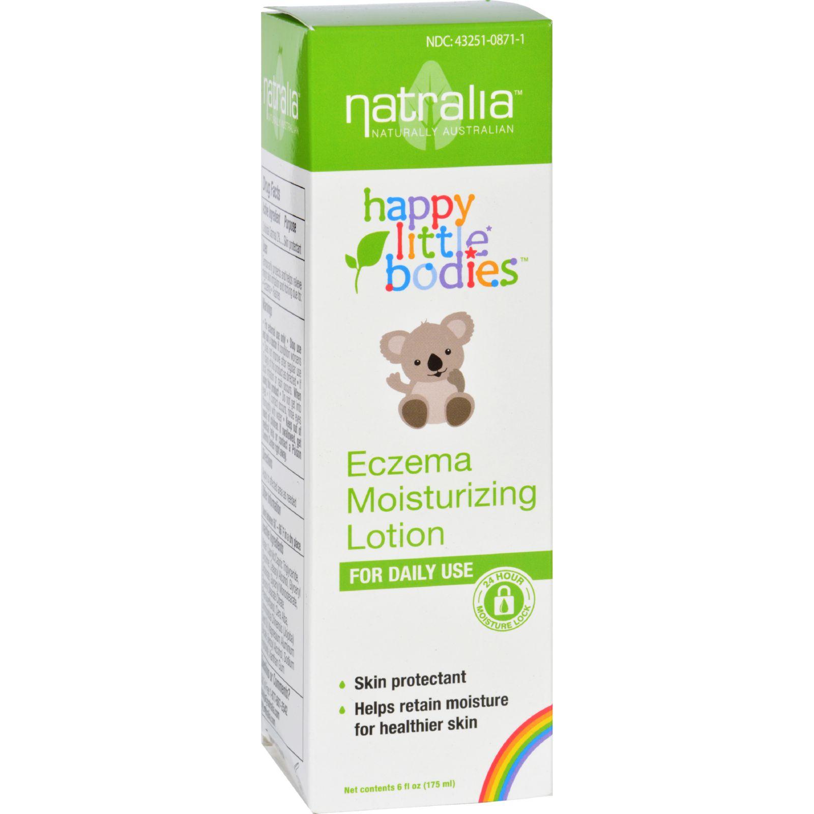 Happy Baby Happy Little Bodies Eczema Lotion - Natralia -...