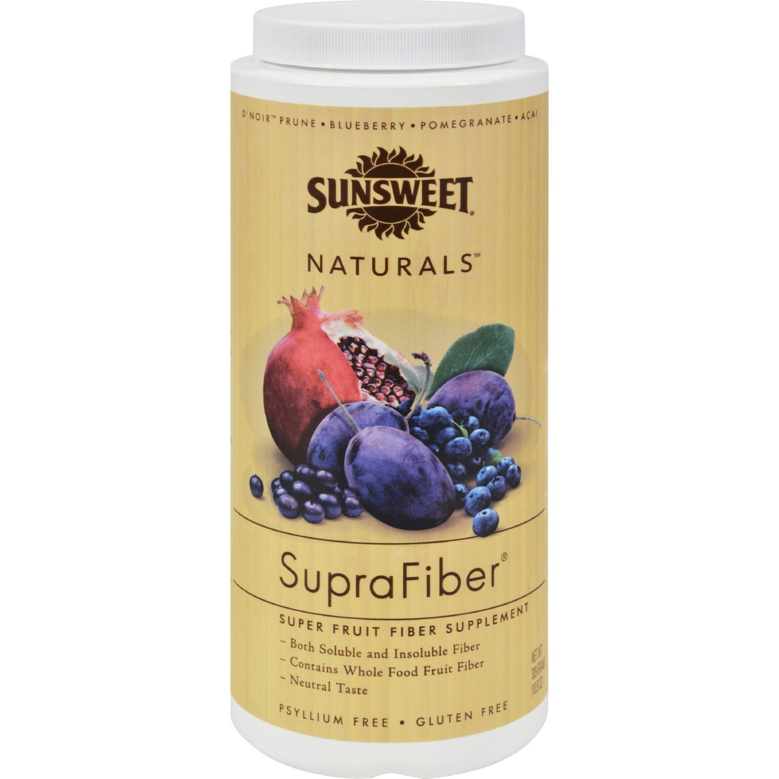 Sunsweet Naturals SupraFiber -- 10.6 oz - Vegan
