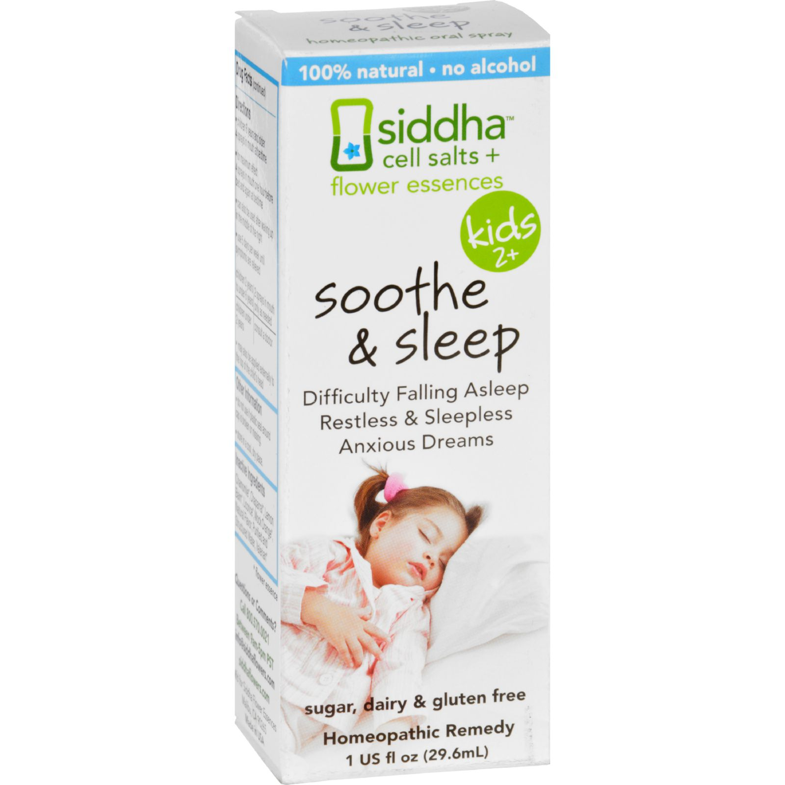 Soothe and Sleep - Kids - Age Two Plus - 1 fl oz