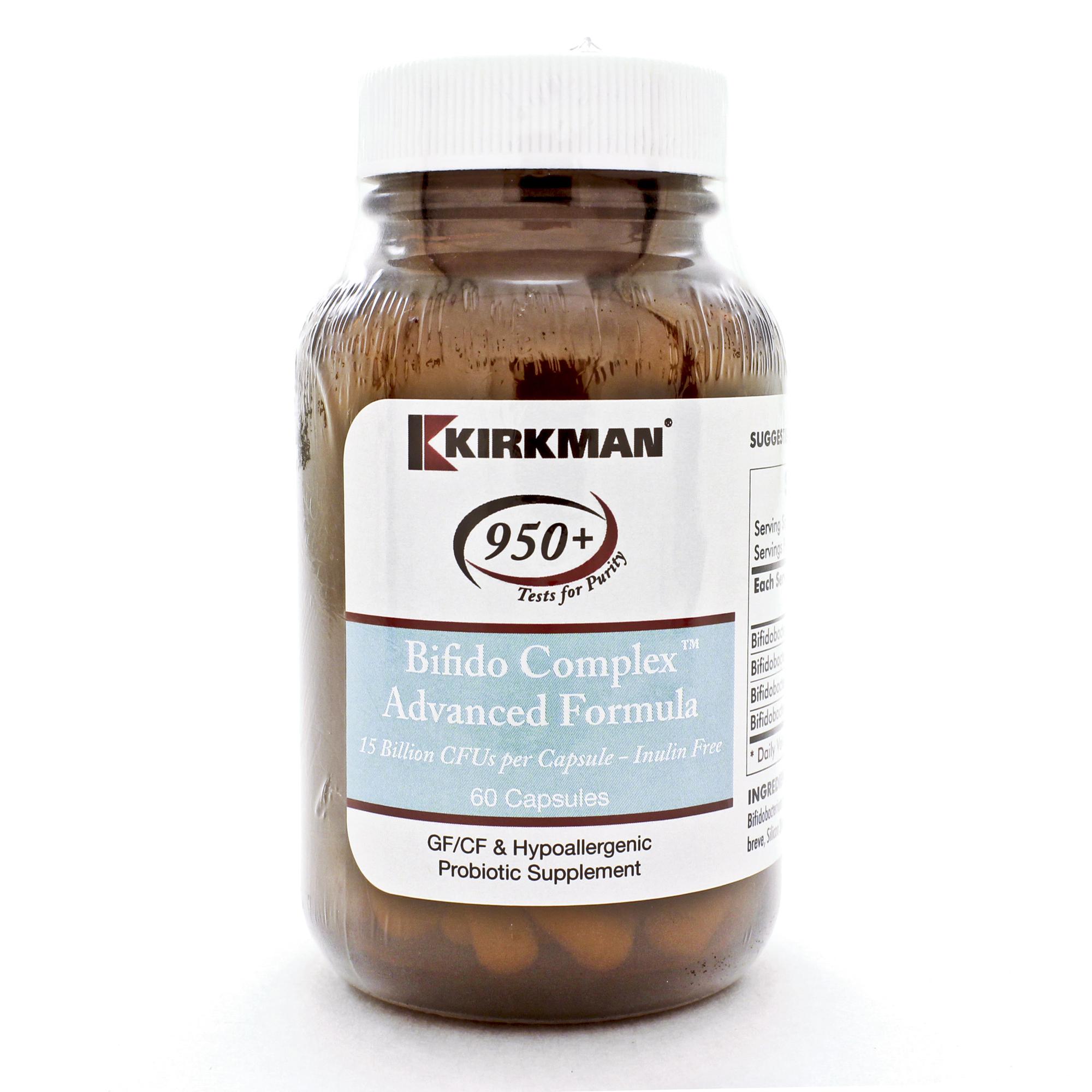 Bifido Complex Advanced 60c - Hypoallergenic (F)