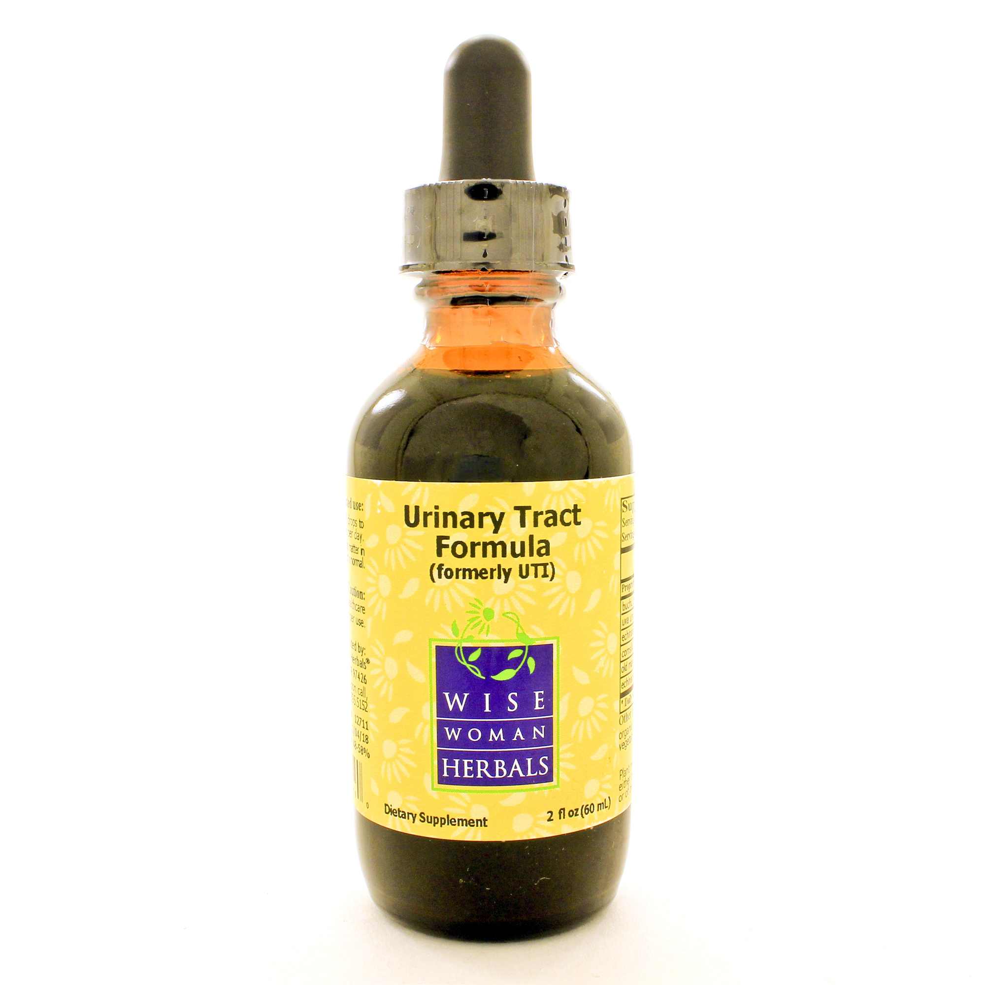 Wise Woman Herbals Urinary Tract Formula (formerly UTI Formula) 2oz 2 oz Liquid