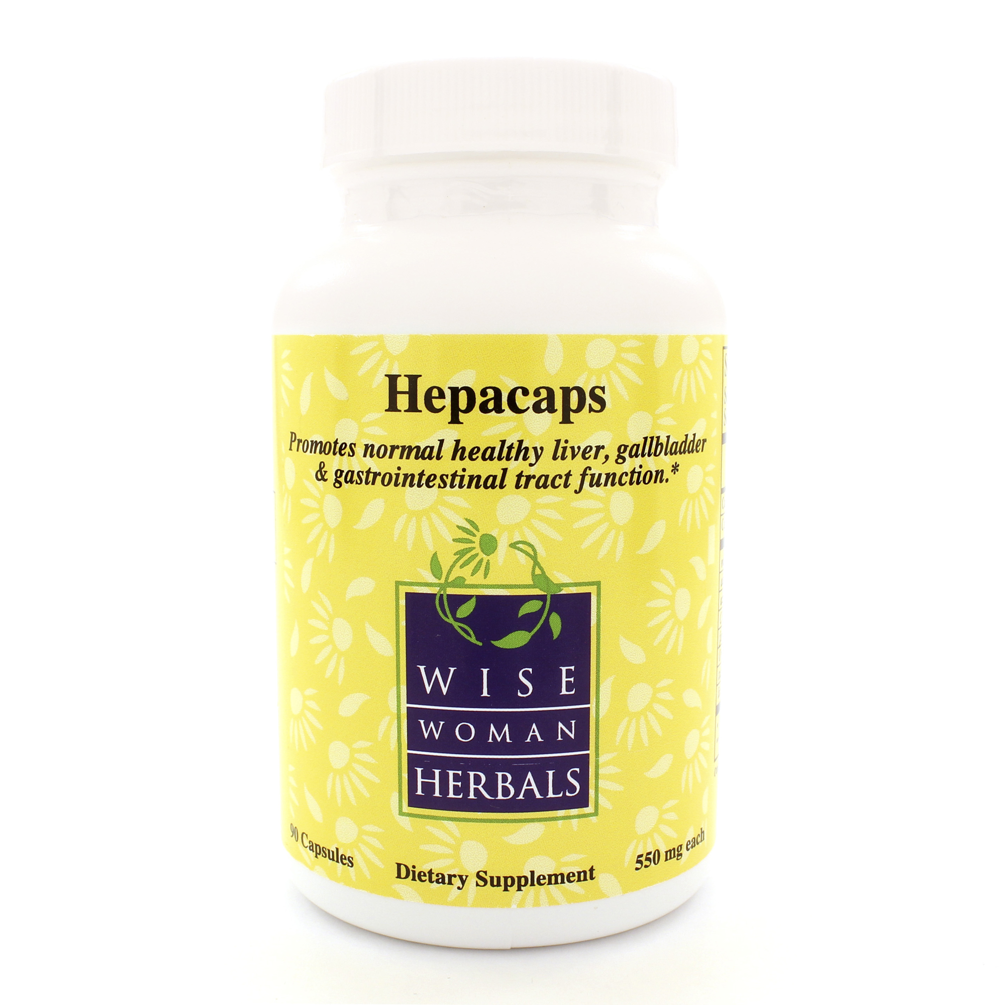 Wise Woman Herbals Hepacaps 1000c
