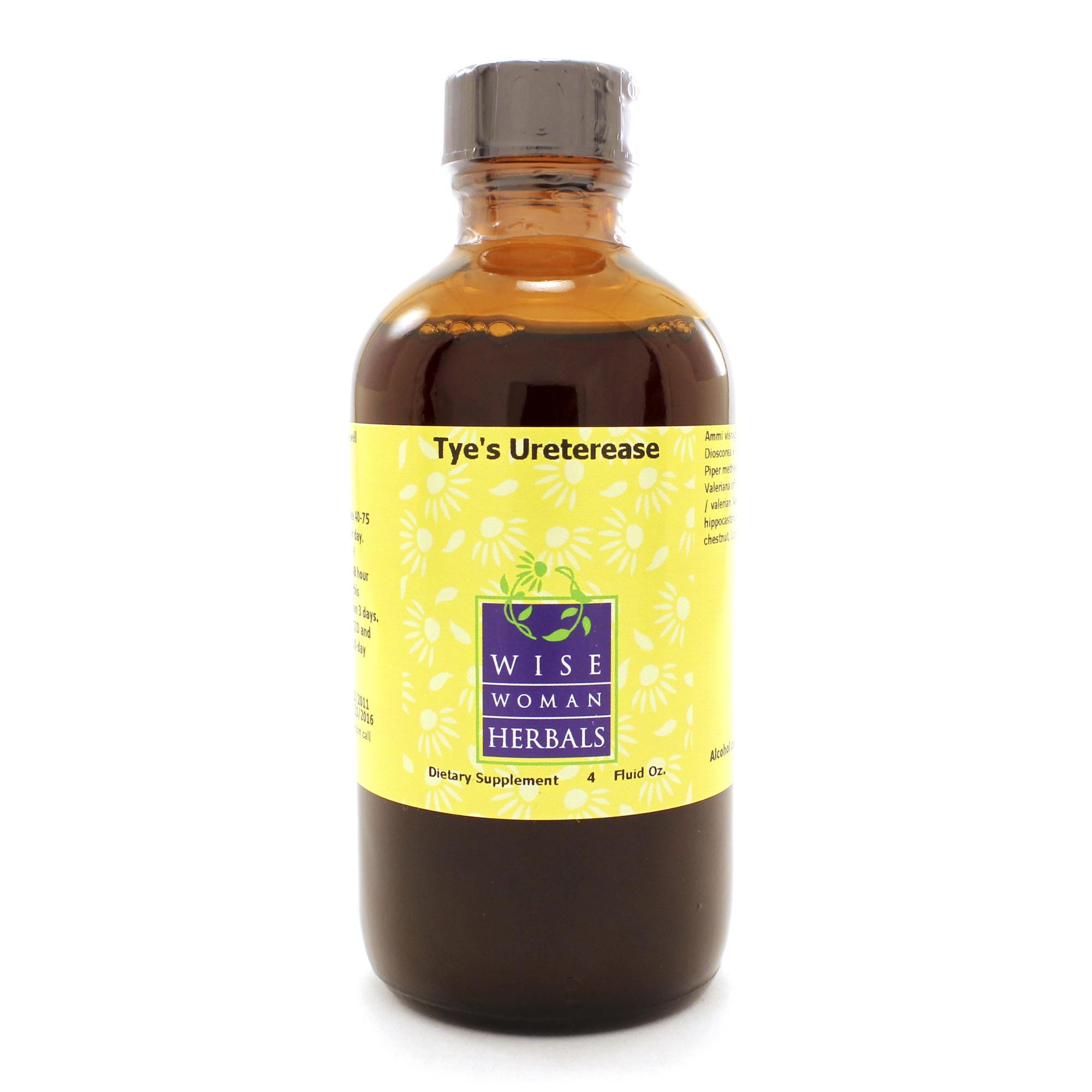 Wise Woman Herbals Ureterease 4oz (Custom Formula)