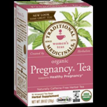 Traditional Medicinals, Tea Pregnancy Tea 16 Teabags
