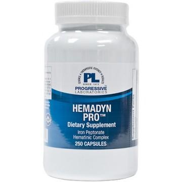 Progressive Labs, Hemadyn Pro (Formerly Hemaplex) 250 Capsules
