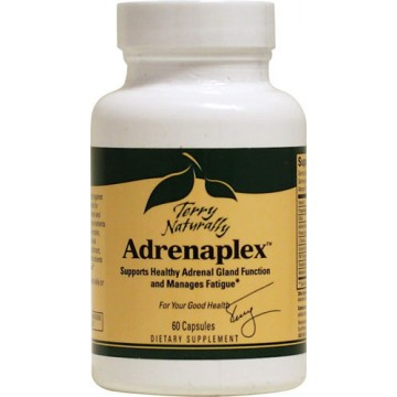 Terry Naturally, Adrenaplex 60 Capsules