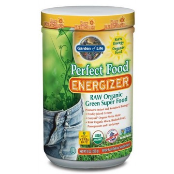 Garden Of Life Perfect Food Raw Energizer 285 G Powder The Natural