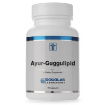 Douglas Laboratories, Ayur-Guggulipid 90 Capsules