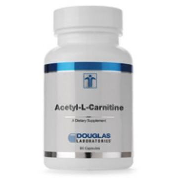 Douglas Laboratories, Acetyl-L-Carnitine 60 Capsules