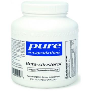Pure Encapsulations, Beta-Sitosterol 270 Veggie Caps
