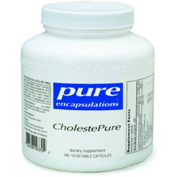 Pure Encapsulations, Cholestepure 180 Veggie Caps