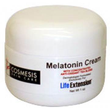 Life Extension,  Melatonin Cream