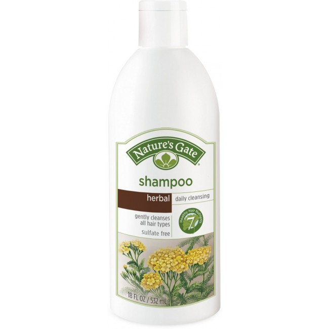 Nature S Gate Herbal Shampoo Ingredients
