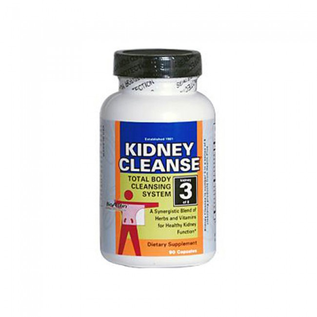 Kidney flush pills