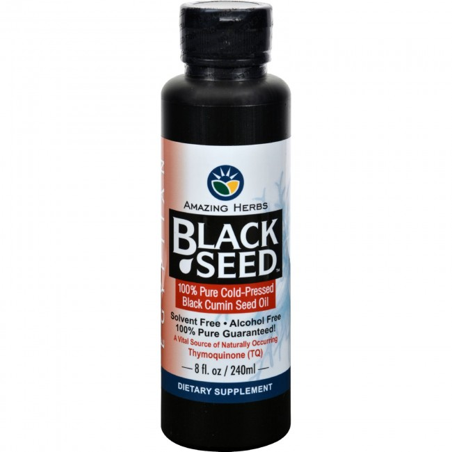 Black seed oil for sex