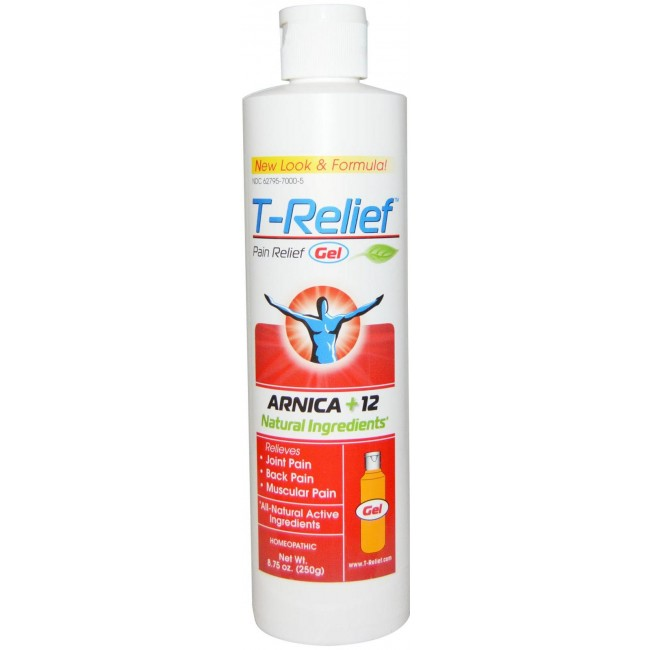 Medinatura T Relief Gel Formerly Traumeel 8 75 Oz Gel