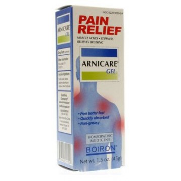 Boiron, Arnicare Pain Relief Arnica Gel 1.5 oz Gel