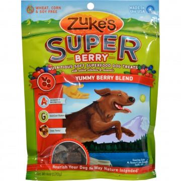 Zuke's, Super Berry Blend Treats - 6 oz