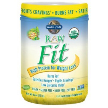 Garden of Life, RAW Fit 16 oz Powder