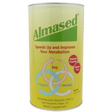 Almased, Multi-Protein Synergy Diet Powder 17.6 oz Powder