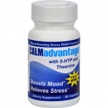 Advanced Nutritional Innovations, Calm Advantage - 60 Capsules