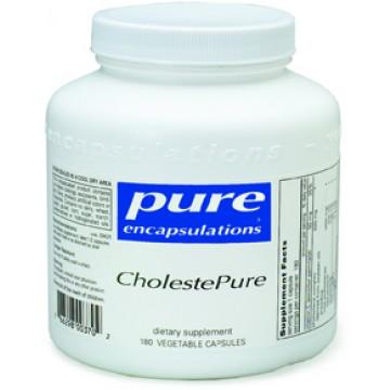 Pure Encapsulations, Cholestepure 180 Veggie Caps