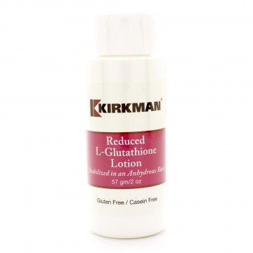 Kirkman Group Inc, Reduced L-Glutathione Lotion 57gm/2oz
