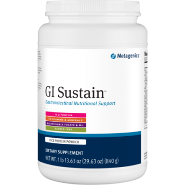 Metagenics, GI Sustain 29.6 oz Powder