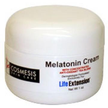 Life Extension,  Melatonin Cream