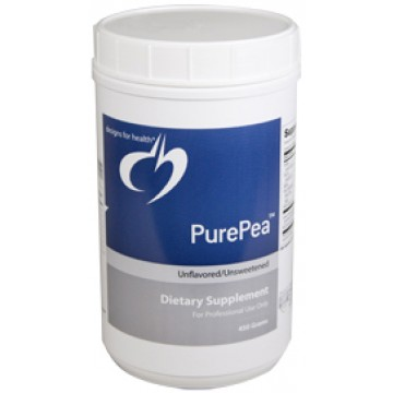 Designs For Health, PurePea (formerly Peatein) 450g Powder