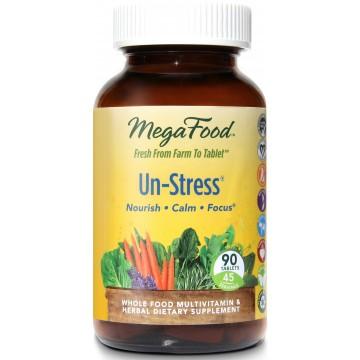 Megafood, Un-Stress 90 Tablets