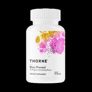 Thorne, Basic Prenatal 90 Veggie Caps