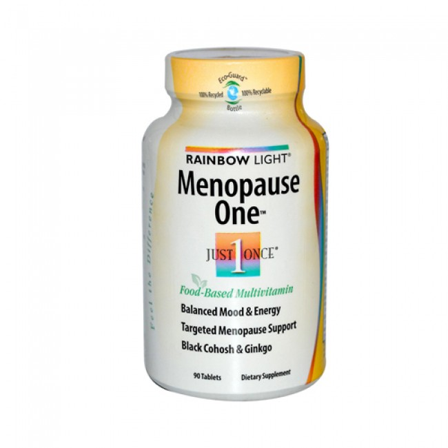 Rainbow Light Menopause One Multivitamin 90 Tablets