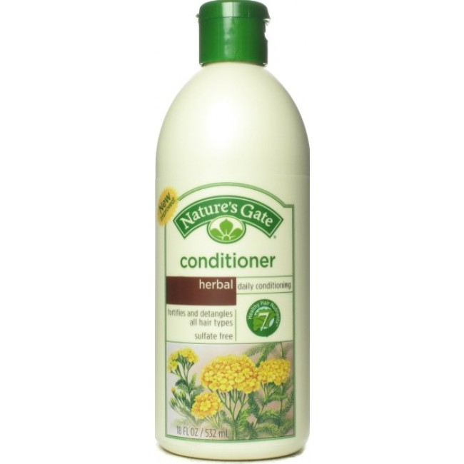 Nature S Gate Herbal Conditioner Ingredients