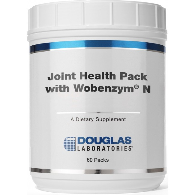 Douglas Laboratories, Joint Health Pack with Wobenzym N 60
