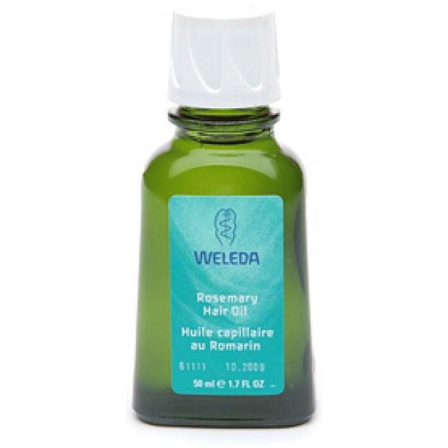 Weleda Hair Oil Rosemary 1 7 Oz Liquid The Natural