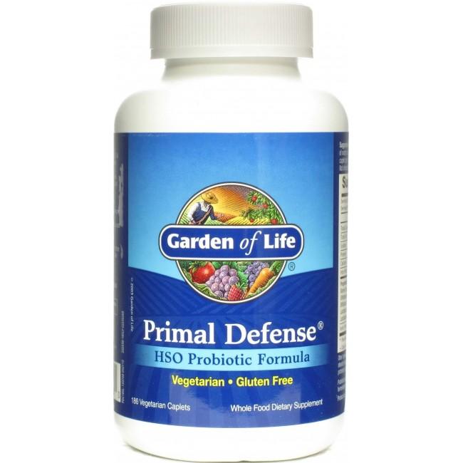 Garden Of Life Primal Defense 180 Caplets The Natural