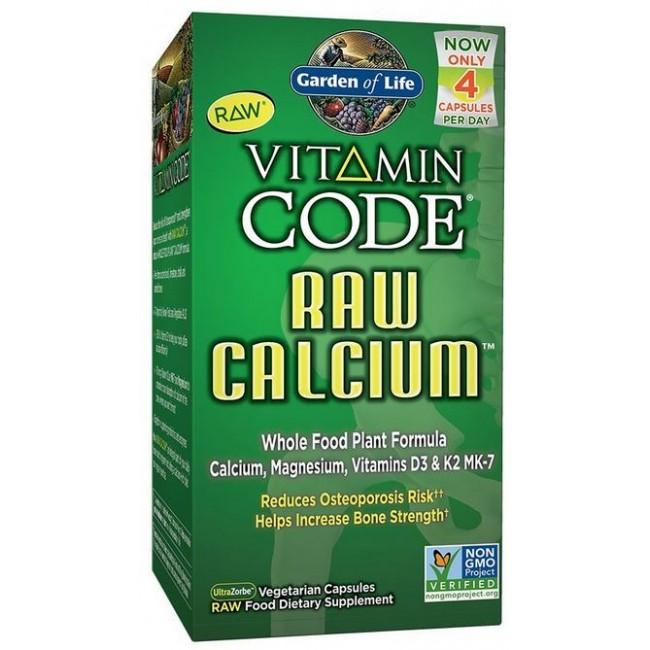 Garden of life vitamin code raw calcium 120 veggie caps - Garden of life raw meal weight loss plan ...